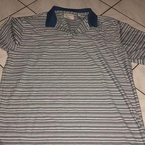 Link soul golf shirt
